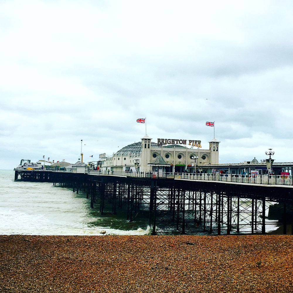brighton-food-blog-review-pier-seafront-lanes.JPG