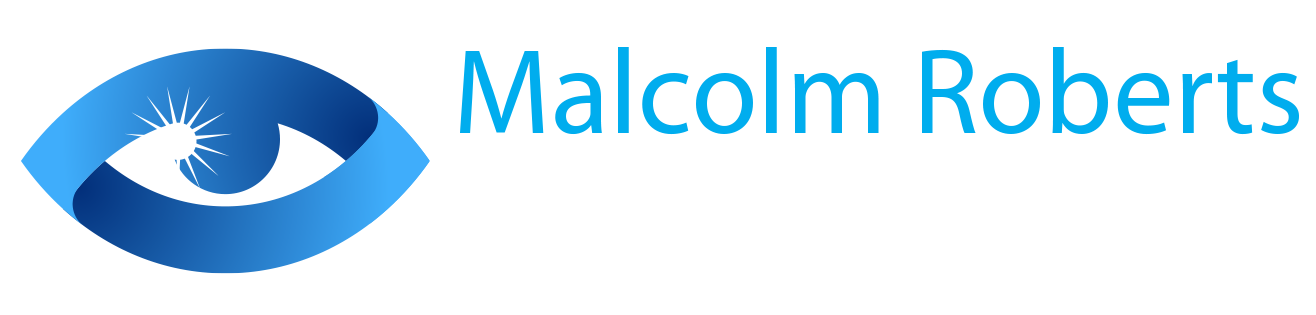 Malcolm Roberts - International Psychic Medium Giving Readings to 1'000's of people worldwide