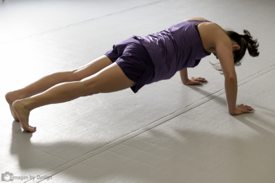 Crossfit workout at Virginia Beach Jiu Jitsu