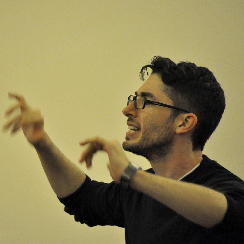 Brett Karlin, Artistic Director