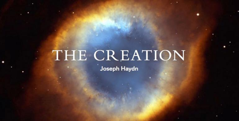 Haydn's Creation, May 3-5, 2019