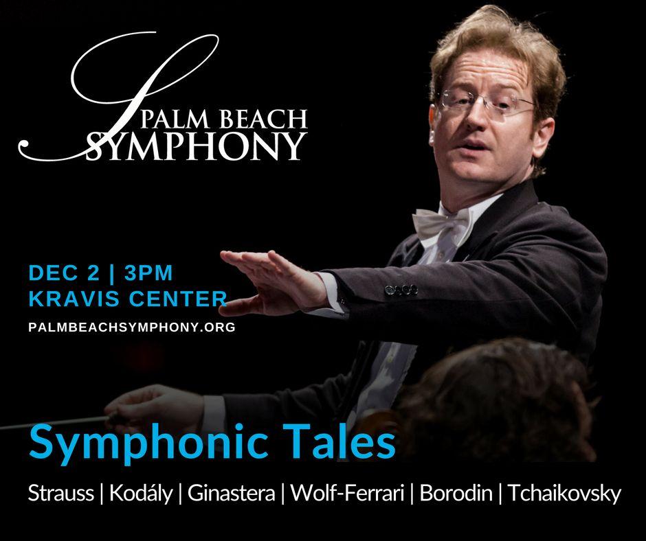 Symphonic Tales, Palm Beach Symphony