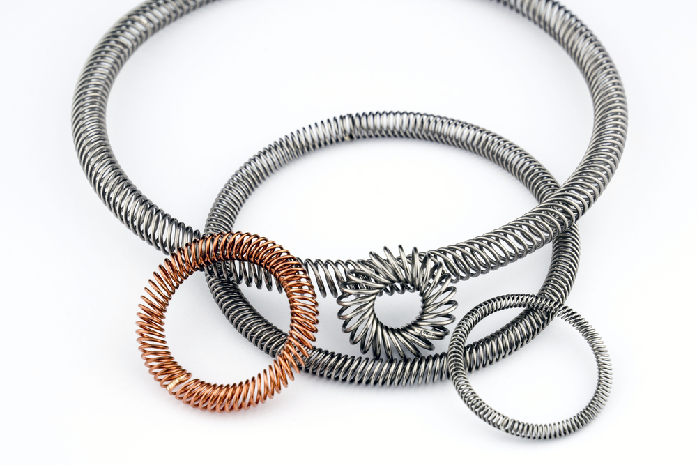 RADIAL & AXIAL COMPRESSION DYNAFLEX SPRINGS