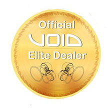 Void Acoustics Elite Dealer Badge Spartan Audio Visual Cardiff South Wales