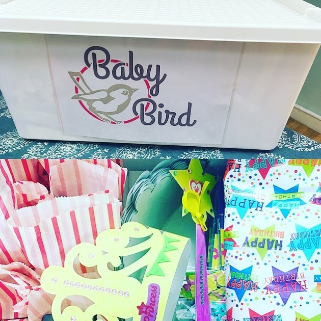 One of our brand new 'Birthday in a Box' (princess theme) going out today - perfect for 'at home', village hall/community centre venues. Containing 2 crafts, pass the parcel & party bags :) #birthdayinabox #oswestry #shropshire #busymums #busyparents #birthdaygirl #birthdayboy #birthdayparty #birthdayparties #fun #simple