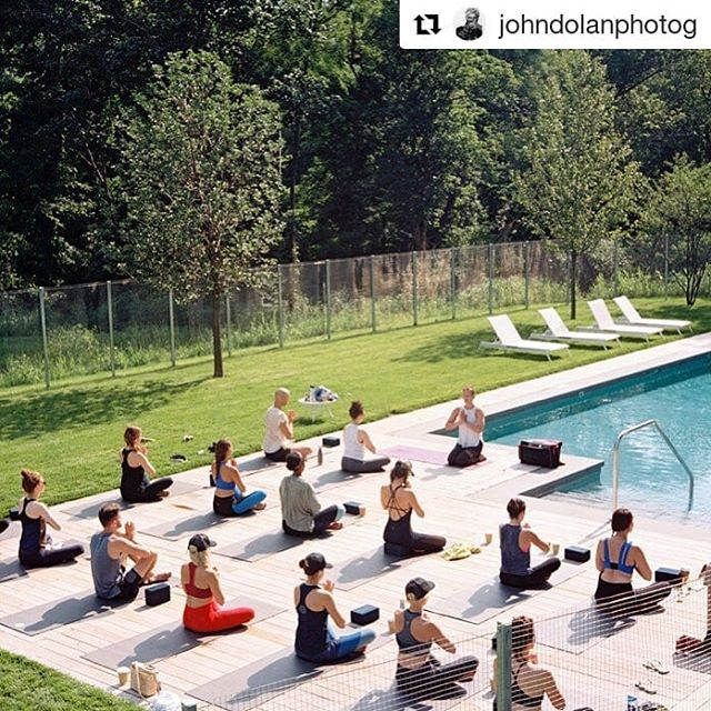 On a day like today, it's more like [SWELTERING] HOT yoga. 📸: @johndolanphotog  #Repost @johndolanphotog (@get_repost) ・・・ One day I should put down the camera and cross my legs #spectator #morningyoga #onassignment #newhotel #theberkshires #northadams #chelseaphotographicservices #hotyoga #chelseaphoto #nycfilmlab #nycdarkroom #nycphotolab #traditionaldarkroom #istillshootfilm #shootmorefilm #filmisback #filmisalive #mediumformat #fujifilm #kodak #ilford