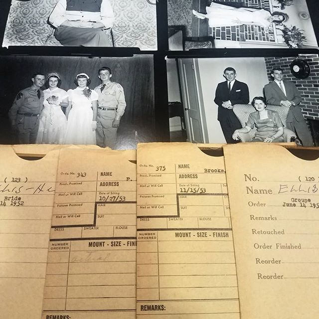 Some estate sale goodies!! 4x5 negatives from 1953 contacted on ilford multigrade.  #chelseaphotographicservices #chelseaphotonyc #nycdarkroom #contactsheets #analoguecommunity #filmcommunity #filmisback #filmisalive #mediumformat #4x5 #largeformat #4x5negatives #nycphotolab #traditionaldarkroom #istillshootfilm #shootmorefilm
