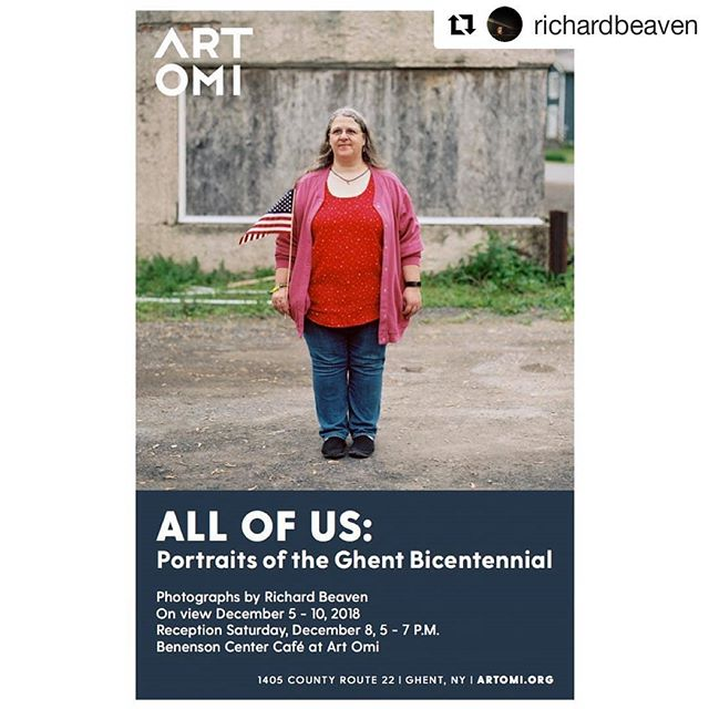 Happy and humbled to be a part of the process for what is sure to be an amazing showing by @richardbeaven! Details below on when and where to see his exhibit. #chelseaphotographicservices #nycdarkroom #shootmorefilm  #shootfilm #chelseaphotonyc  #Repost @richardbeaven (@get_repost) ・・・ Today is Community Day here in Ghent, NY marking the Bicentennial year of this Hudson Valley gem. For nearly eleven months I have been making portraits of the community here ~ nearly 270 in total, around 5% of the population. I am very grateful for all the time and support my Ghent neighbours have given to make this a reality. I do believe we all have more things in common than things that divide us.  In December the work will be shared @art_omi around the corner. If you're anywhere nearby make a date to come and say hello on December 8th between 5pm and 7pm.  Eventually I will give the folks at Town Hall a box of prints - to store somewhere for the next two hundred years. That way there will be some physical record of who is here during the Bicentennial. Because while everyone is taking many photographs these days no one, it seems, prints anything to have and to hold like they used to.