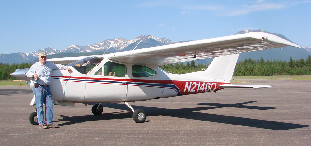 Kootenai Aviation Scenic Montana Flights
