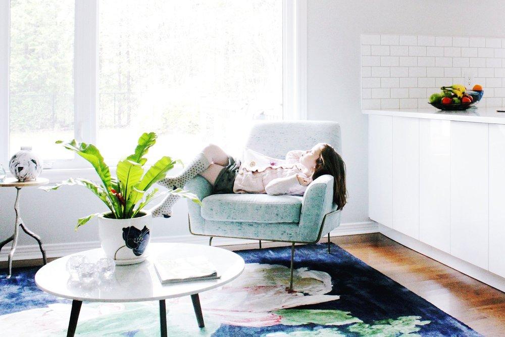 #greyhouseredo living room makeover