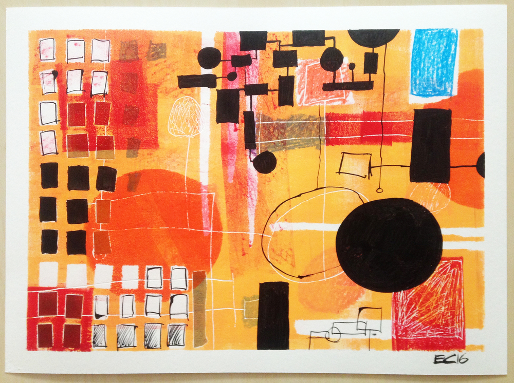 Yellow and squares_11x15_ink_wc.jpg