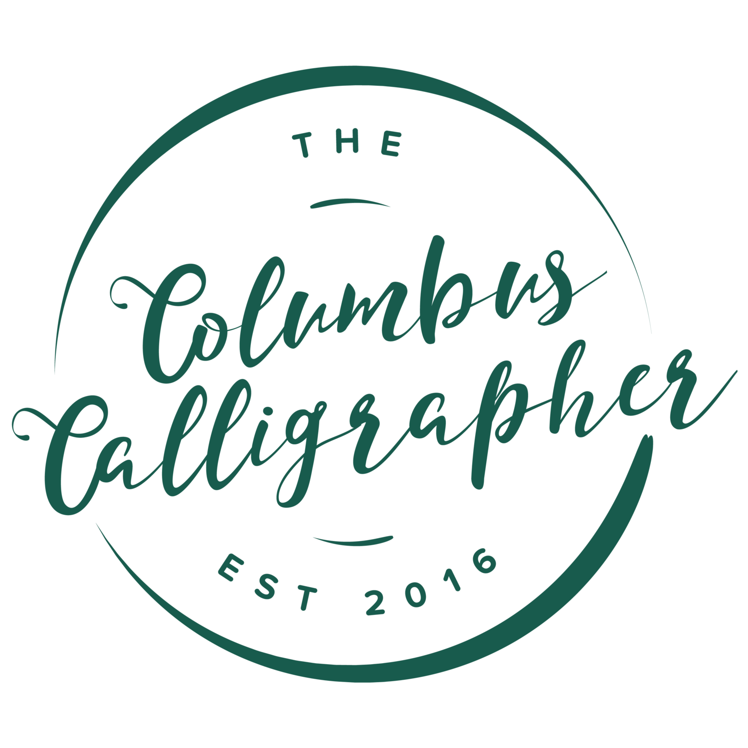 The Columbus Calligrapher