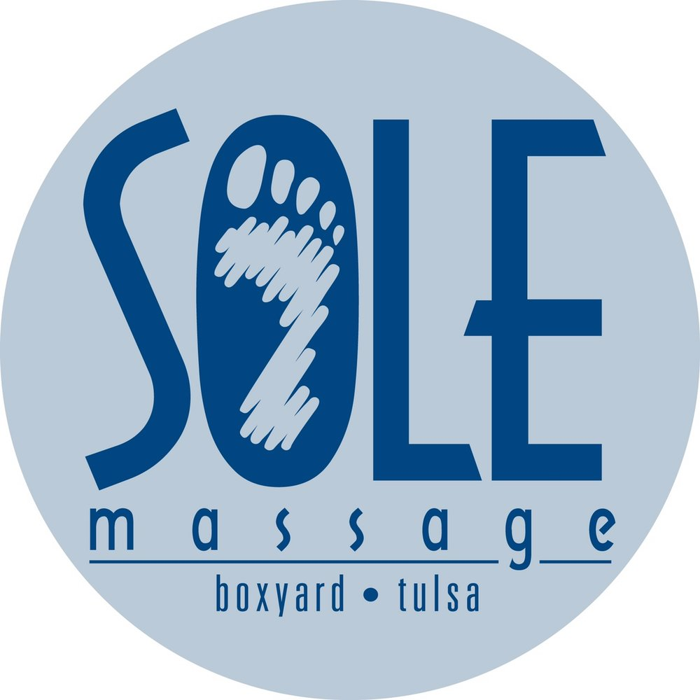 Sole Massage   We are a new concept on how you experience massage. Our seated massages focus on feet, hands, shoulders, scalp, and face. Sole massage is a boutique that delivers a luxury service at an affordable price.   We offer time out to connect within, to nourish the body, mind, and Sole.  We renew your Sole with touch.  Hours: M-F 11a - 7p, Sa 10a - 6p, Su 12p - 5p