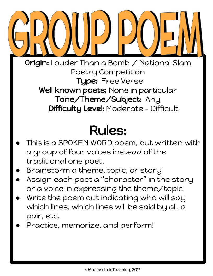National Poetry Month - {Wall Calendar Poetry Challenge} (2).png