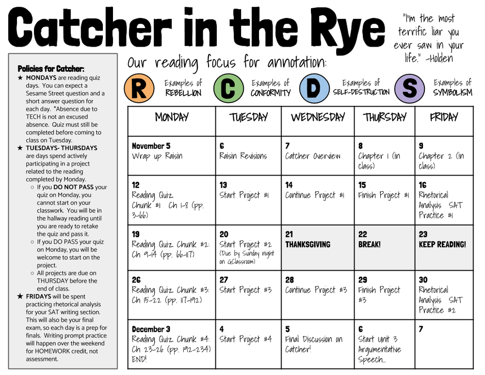 Catcher Calendar and Policy Overview.png