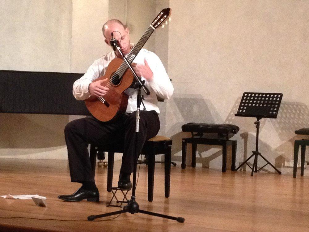 Felicia Blumenthal Music Center (Tel-Aviv, Israel) - 2014