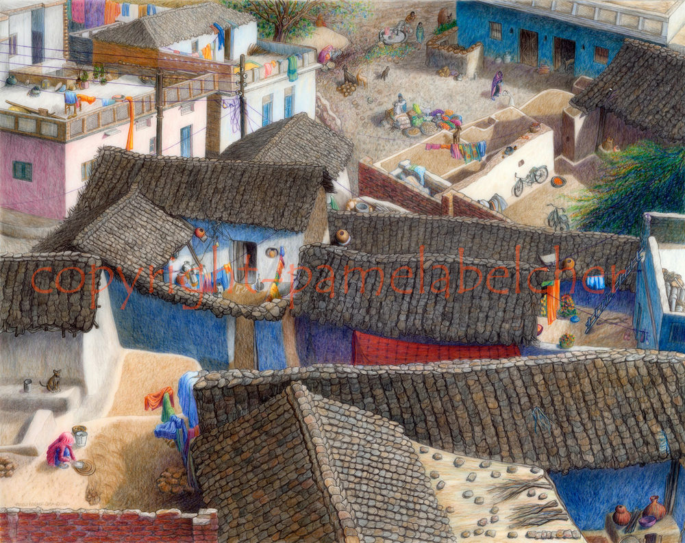 Alipur Village