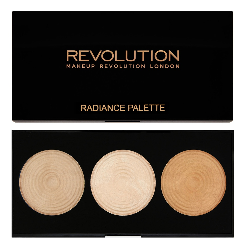 Makeup Revolution Radiance Palate