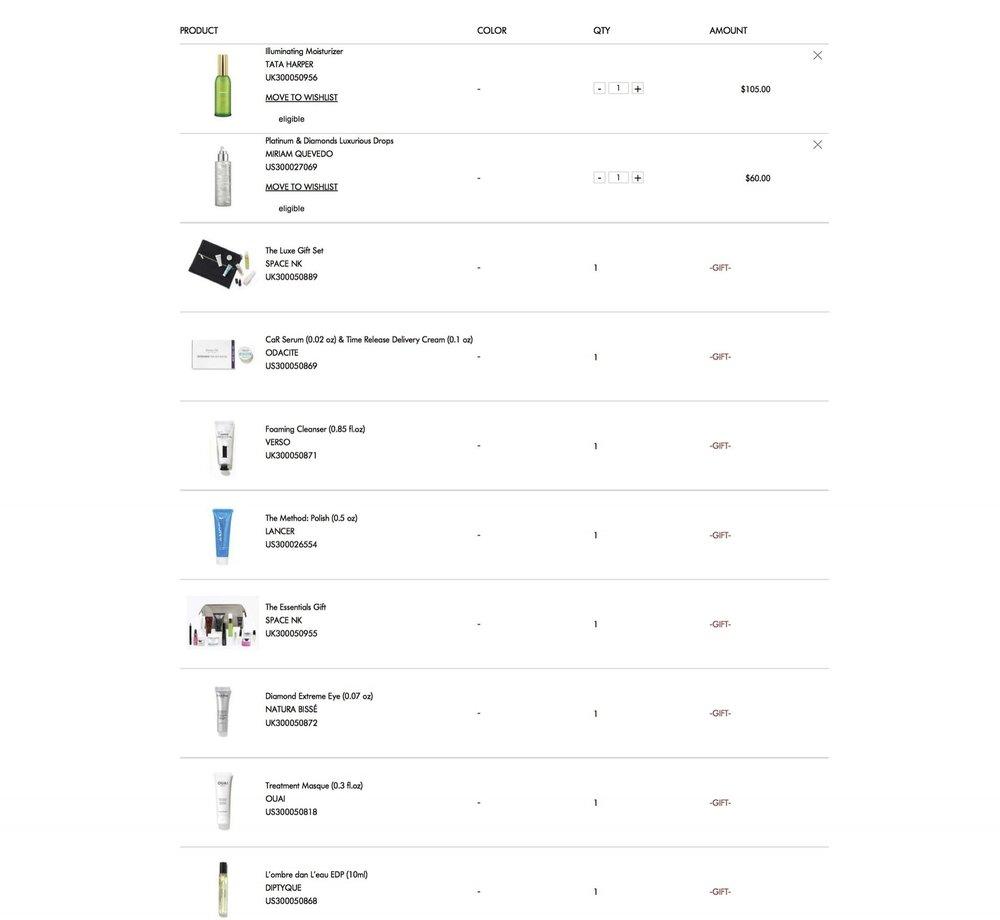 Shopping Bag | Space NK Apothecary