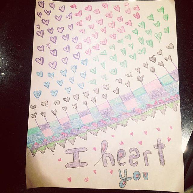 I heart you.