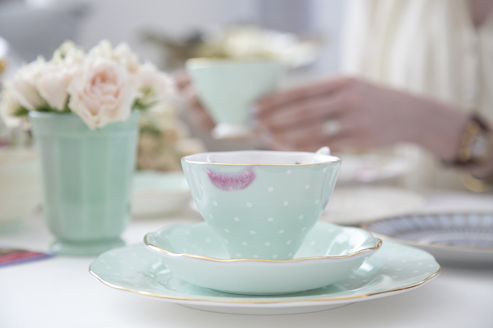 Tea Time Photos by Meg Neimann of @MSNPhotography