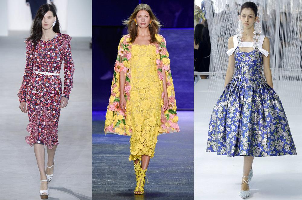 NY Fashion Week: Michael Kors , Naeem Khan , and  Delpozo