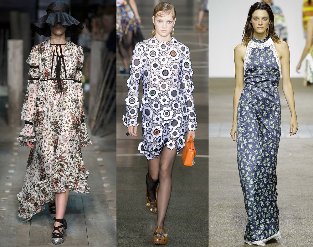 London Fashion Week:  Erdem ,  Christopher Kane , and  House of Holland