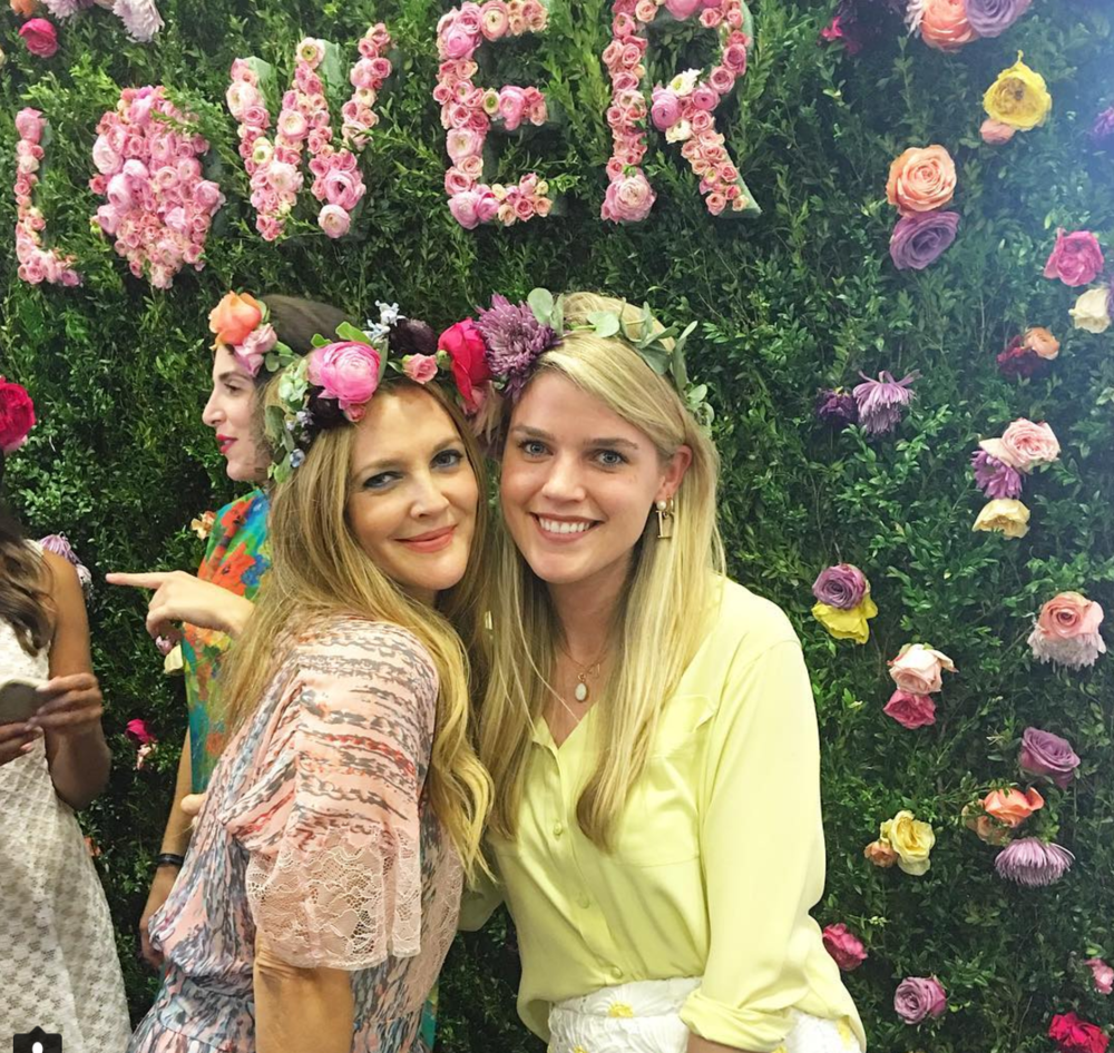 Ff Event Flower Beauty At Beautyconnyc Christys Garden