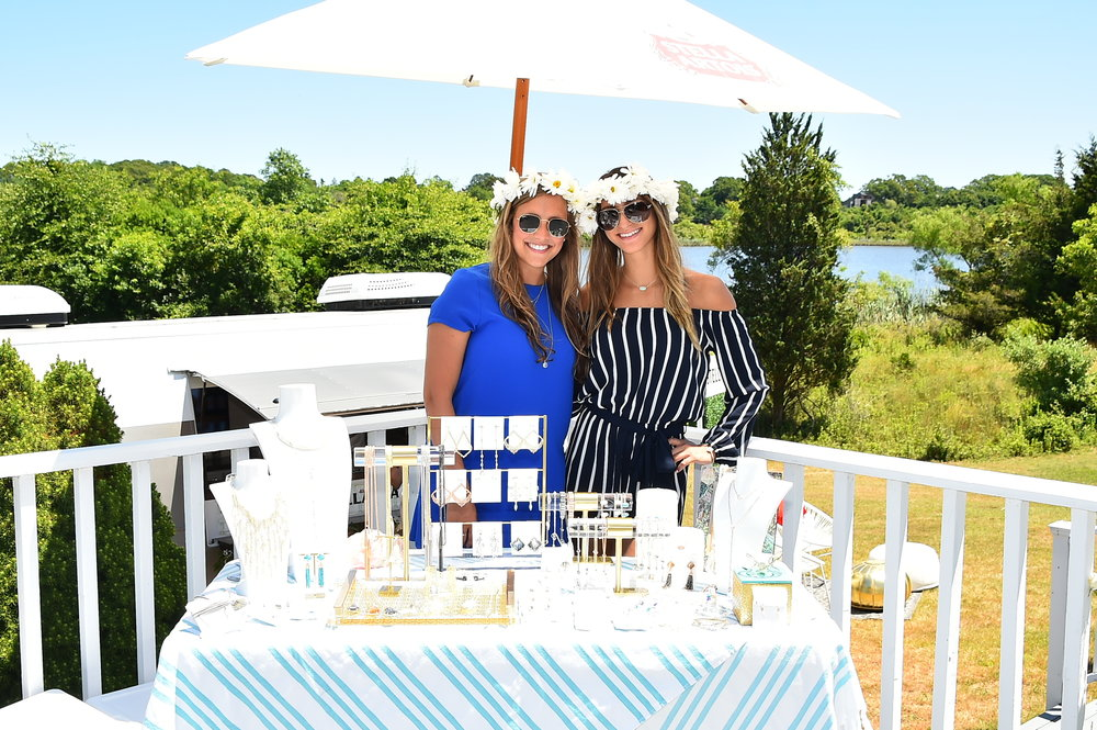 The ladies of Kendra Scott (Photo Courtesy of Sunny Norton)