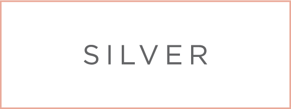 The Silver Plan includes:  • Lifetime access to the Private Wedding Stationery Boss Master Group • Lifetime access to the Resource Vault • Masterclasses (Facebook Live) about business or design (including client experience, using Dubsado, client expectation, pricing, goal setting, marketing, social media management, affiliate marketing, printing, and more) • Weekly prompts to build your Instagram, Pinterest, email newsletter, Facebook Page, and website • Ability to ask unlimited questions within the Group • Ability to express concerns within the Group • Ability to vent within the Group • Share your newest launch with support from the Master Group • Guest blog post opportunities • Access to hot seat Lives where I'll be speaking with members from the Diamond Membership Group where they ask me ANYTHING  AMOUNT—$30/MONTH  $30.00 on  recurring  amount—Silver Plan