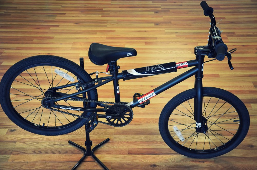 Free Agent Champ 20 inch Kid's Bike