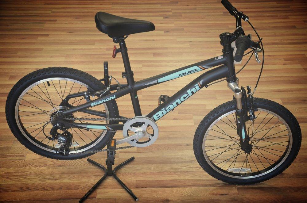 Bianchi Duel 20 inch Kid's Bike