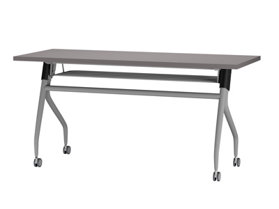 24 x 72 Training Table with Casters