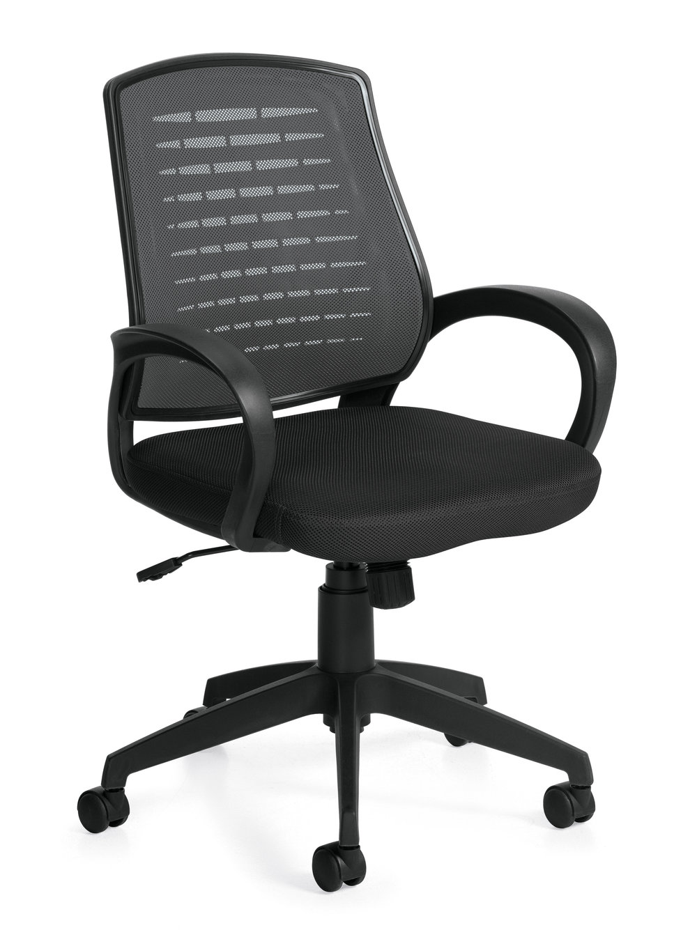 OTG10902B Mesh Back Manager's Chair