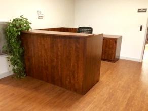 OTG Modular Reception Desk