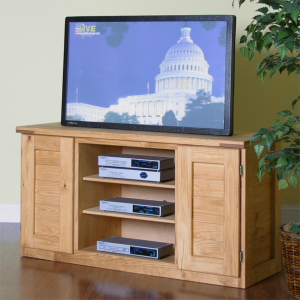 Classic tv cabinet in natural List $743