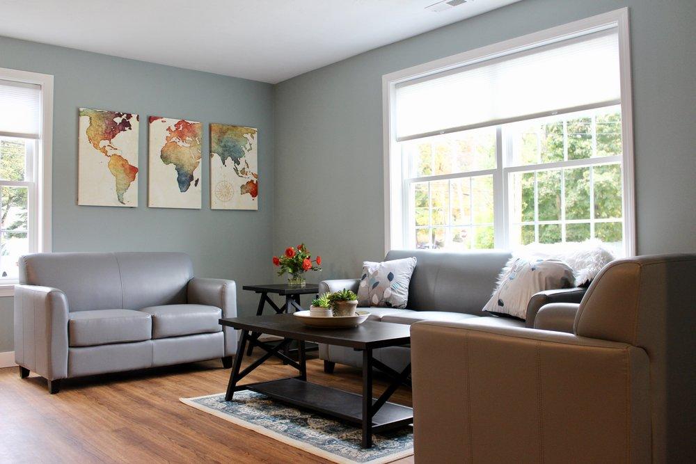 Diplomat series vinyl upholstry