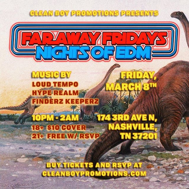 This weekends moves!! Last weekend was awesome. This weekend we're back with new lineups and a few special surprises. Come through for Faraway Friday's⚡️🌎and Shady Saturday's😎🌴 !