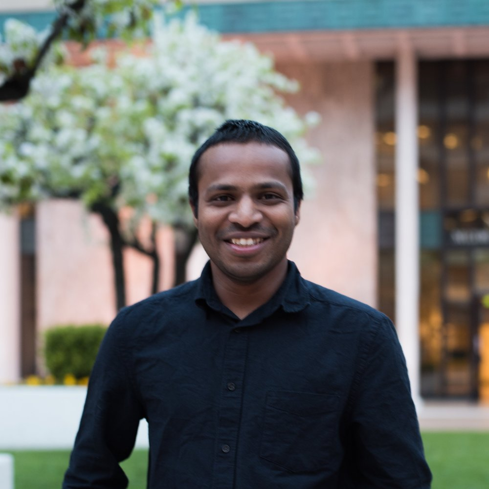Santosh is a first-year graduate student in the Pharmaceutical and Translational Sciences program. He obtained a Bachelor's degree in Pharmacy from Birla Institute of Technology and Science, India before joining Dr. Andrew Mackay's lab at USC. He is currently developing protein-based nanostructures for anti-cancer drug delivery.