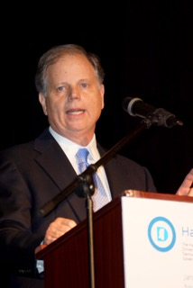 Guest Speaker U.S. Sen. Doug Jones (D-Alabama)