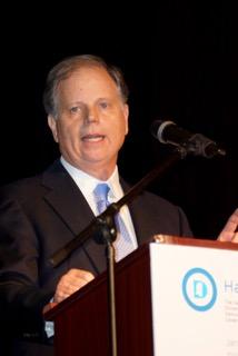Guest Speaker U.S. Sen. Doug Jones (D-Alabama)