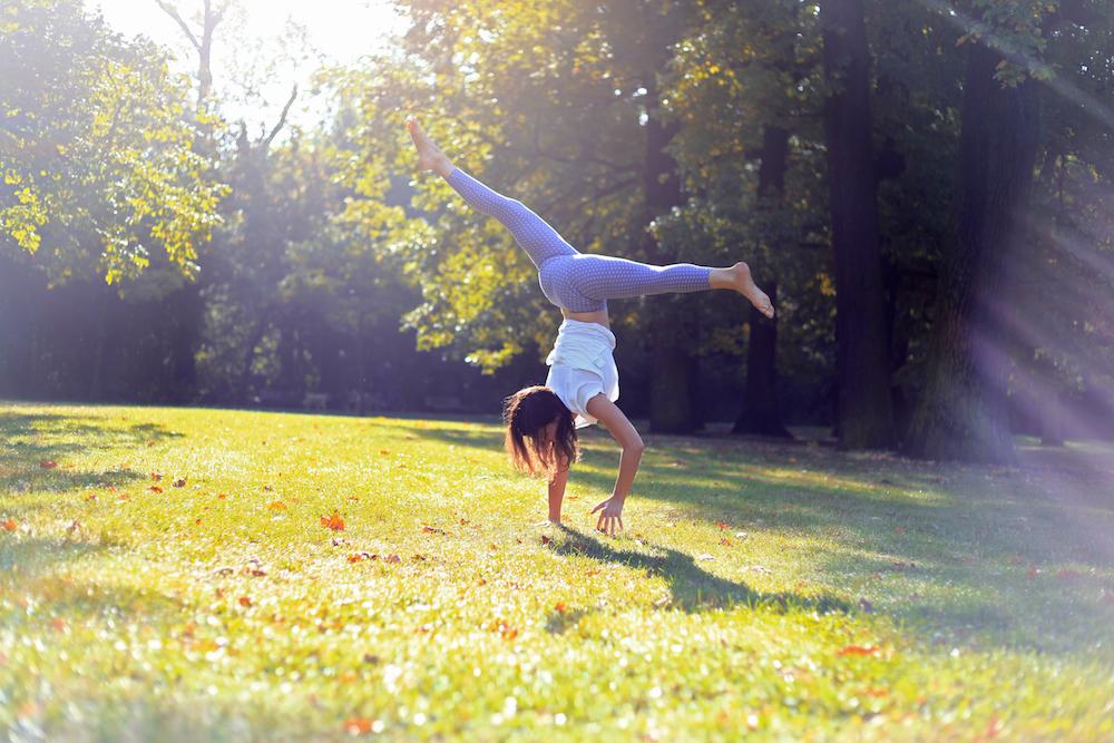 Yoga Shiatsu Bewegung