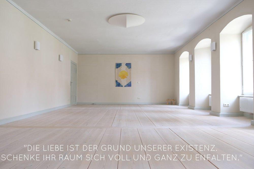 Yoga Und Meditationsraum Im Kloster Stift Zum Heiligengrabe