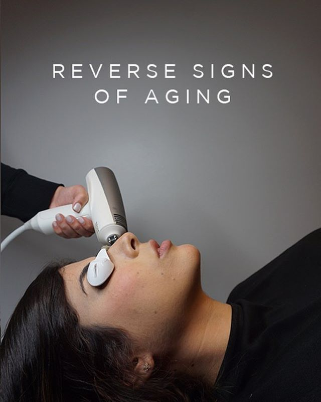Reverse the signs of aging with our radio frequency heat activated tightening facial at The Clean Lines ™ locates in Midtown Miami, Florida pop up location