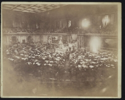 US House Chamber, 1890