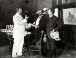 Watson accepts the 1896 Vice-Presidential candidacy.