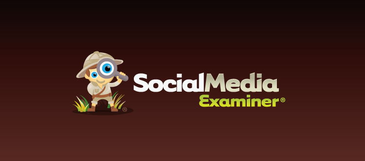 Logo Design - Social Media Examiner – Poway, California