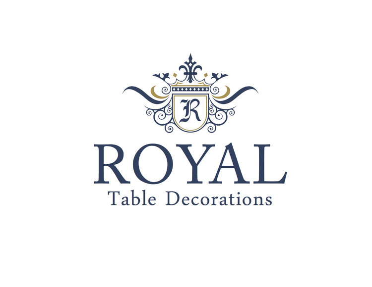 Royal Table Decorations