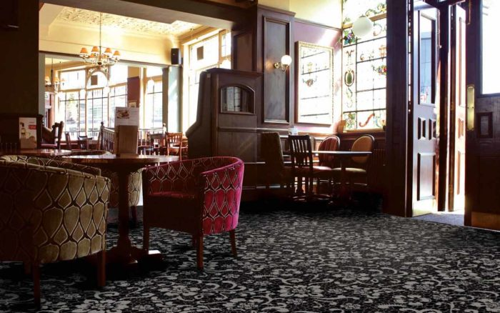 CALDERDALE AXMINSTER CARPET TILES