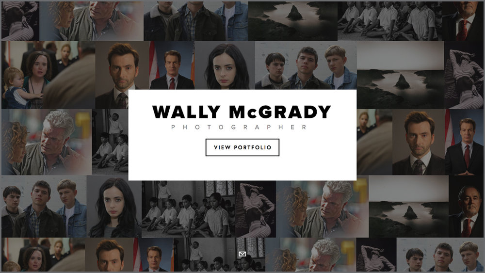 WALLY MCGRADY / photographer